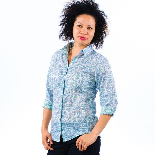 african-shirt-aqua